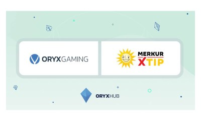ORYX Gaming becomes MerkurXtip's exclusive aggregator partner in Serbia