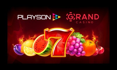 Playson gears up to launch with GrandCasino Belarus