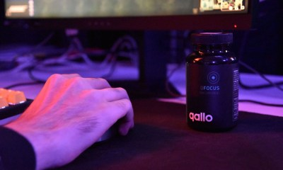 Qallo raises 1,3 million dollars to further grow their Esports nutrition brand