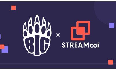 BIG partners with STREAMcoi