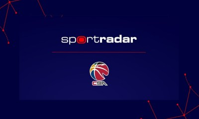Sportradar signs multi-year partnership with China's CBA League