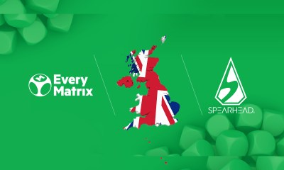 EveryMatrix gets green light for gaming development in the UK via Spearhead Studios