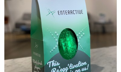 Enteractive personalises Easter with Re'Egg'tivation gifts