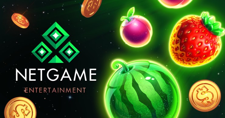 NetGame merilis slot Fruit Cash Hold 'n' Link