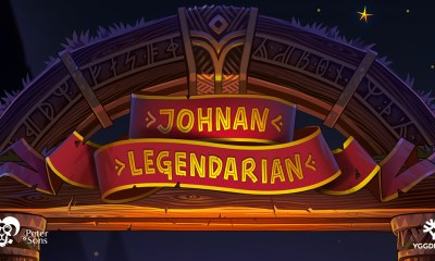 Yggdrasil and Peter & Sons invite players on an epic journey in Johnan Legendarian