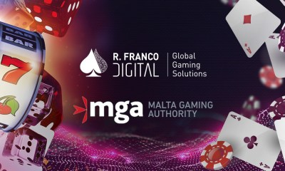 R. Franco Digital celebrates MGA licence