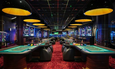 TCSJOHNHUXLEY chosen to supply A & S Leisure Group's Napoleons Casino in Manchester