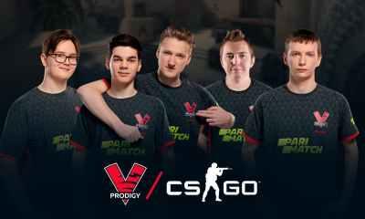 New VP.Prodigy CS:GO roster