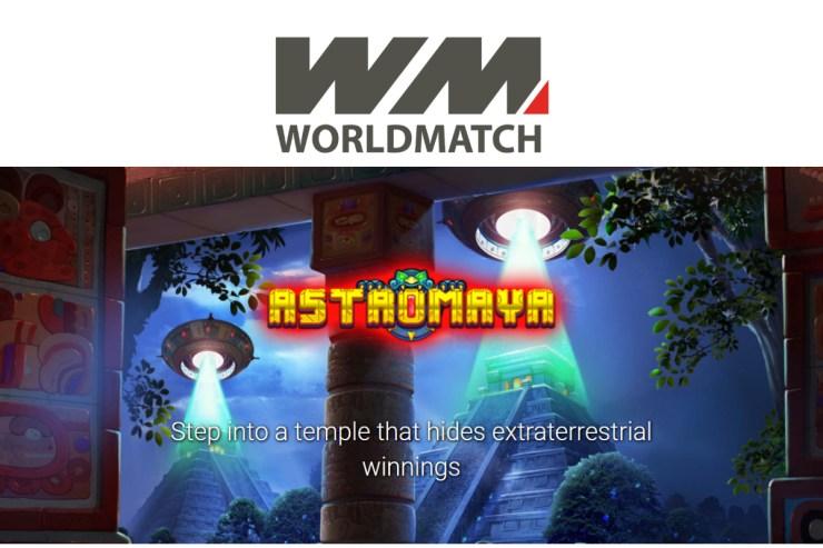World Match Launches its Latest Slot Astromaya