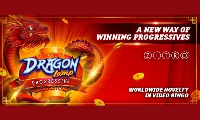 Dragon Lamp, Zitro´s World Novelty in Video Bingo, Arrives in Spain