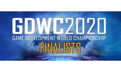 Game Development World Championship 2020 Finalists Announced!