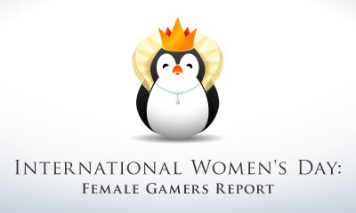 Kinguin reveals Germany as #1 European market for female gamers