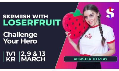 Loserfruit joins Skrmiish as Fortnite app accelerates global rollout