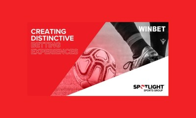 Winbet launch new Spotlight Sports Group sport content