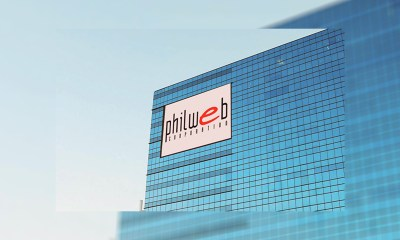 PhilWeb Reports a 567% Increase in Net Income for Q1 2021