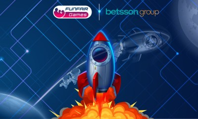 FunFair Games rocket-launches multiplayer debut AstroBoomers: To the Moon! in Betsson Group exclusive