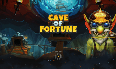 BetVictor exclusively launches BF Games' new title Cave of Fortune