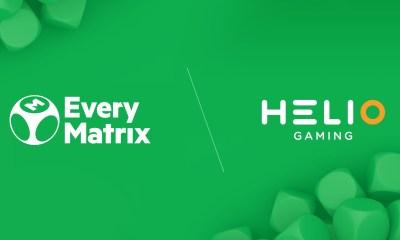 EveryMatrix integrates Helio Gaming's lottery product
