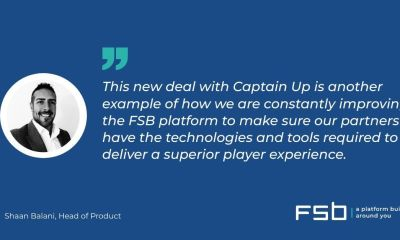 FSB unites with gamification and loyalty specialist Captain Up