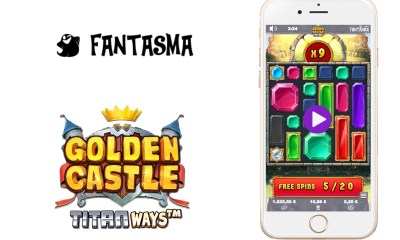 Fantasma launches Golden Castle with new innovative mechanic Titanways™