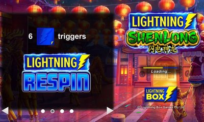 Lightning Box's Lightning ShenLong set to breathe fire with 32 Red exclusive