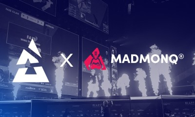 MADMONQ Named Official Health Supplement Partner of BLAST Premier Spring Showdown and Spring Final