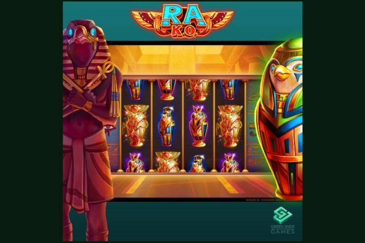 Green Jade Games debuts Ra K.O