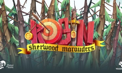 Yggdrasil launches legendary title Robin – Sherwood Marauders
