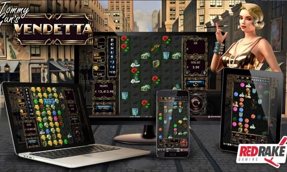 Tommy Gun's Vendetta, la nueva video slot de Red Rake Gaming