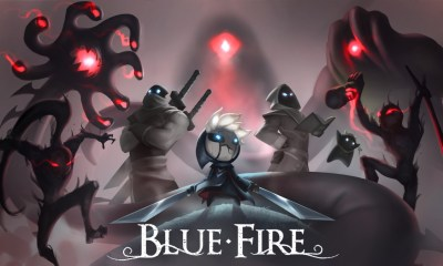 Blue Fire Wins the Fourth Weekly Vote at the Game Development World Championship!