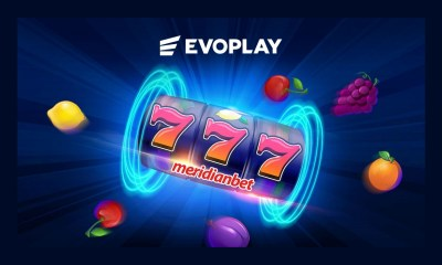 Evoplay continues record-breaking commercial expansion with Meridianbet