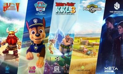 Gamestream strengthens global publisher partnerships - 30+ games added