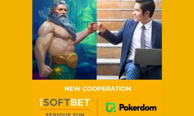 iSoftBet takes proprietary game offering live with Pokerdom & Joker