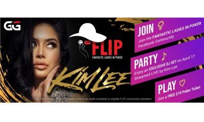 Superstar DJ Kim Lee To Host Female-Focused GG Spring Festival Party On April 17