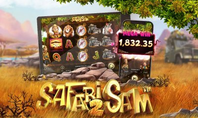 Betsoft Gaming Launches Safari Sam 2