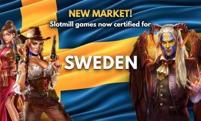 Slotmill Complete Swedish Certification