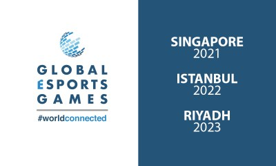 Global Esports Federation Announces Next Three Venues for GEG