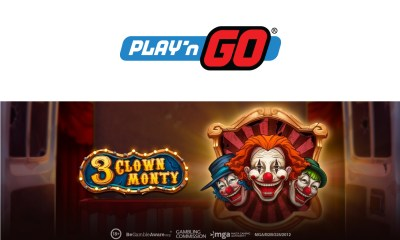 Play'n GO put on a Show with new title 3 Clown Monty