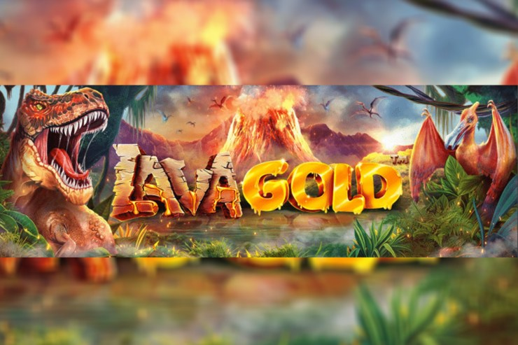 Betsoft Gaming Launches Lava Gold
