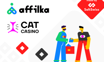 Affilka by SoftSwiss launches with CatCasino