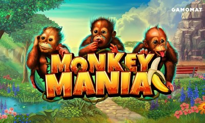 Monkey Mania slot swings into the market
