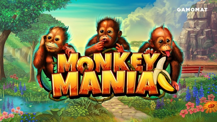 Monkey Mania slot swings into the market