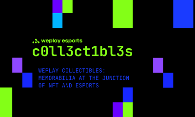 WePlay Collectibles: memorabilia at the junction of NFT and esports