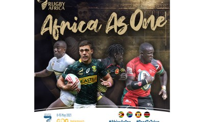 Rugby Africa mulligrubbers #AfricaAsOne with launch of Men's Sevens Solidarity Camp