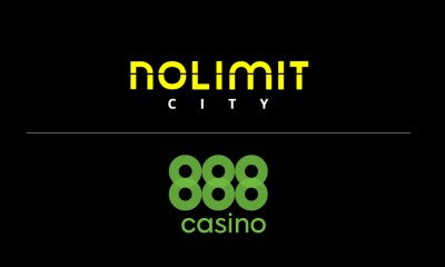 Nolimit City announces industry giant partnership with 888casino