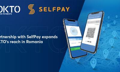OKTO Enters into Partnership with SelfPay in Romania