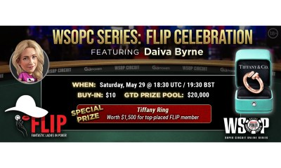 GGPoker & Fantastic Ladies In Poker Unveil Special $20K Guaranteed WSOP Super Circuit Tournament