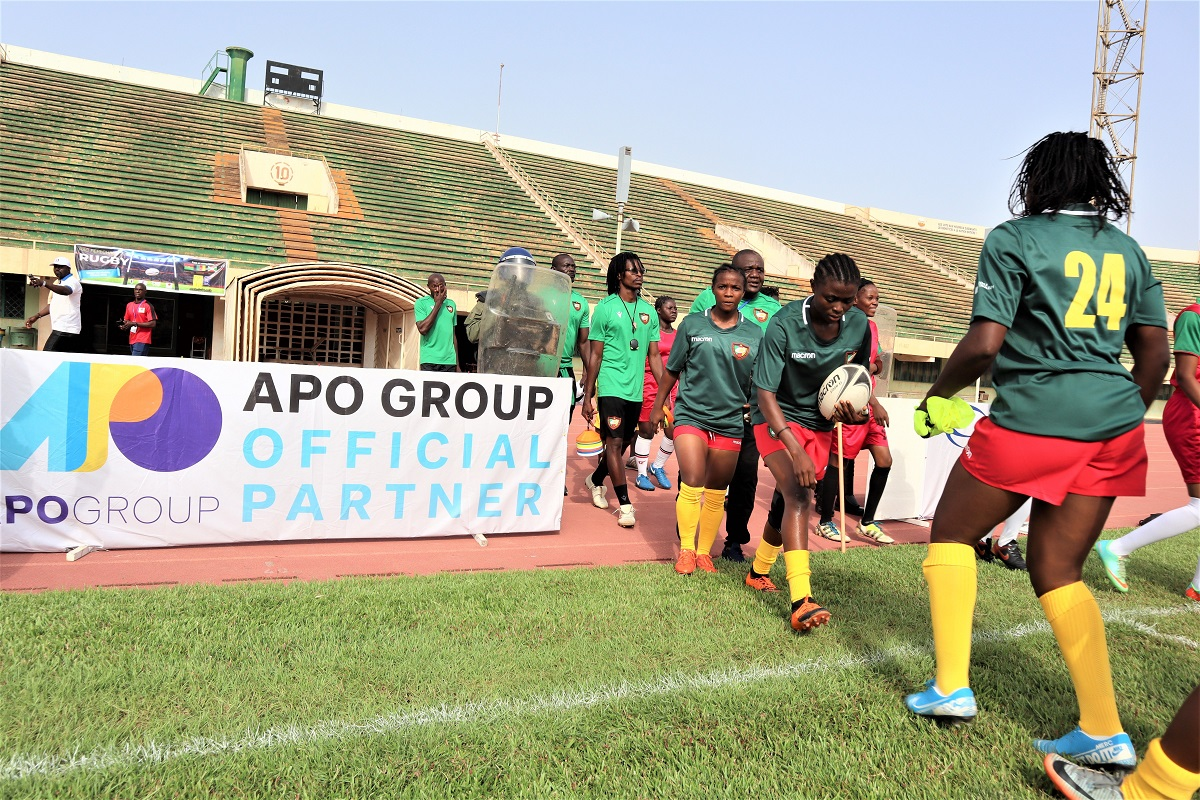 The Lionesses of Cameroon win the return Test Match against Burkina Faso