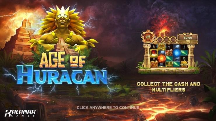 Kalamba Games mencapai rilis penting ke-50 dengan Age of Huracan