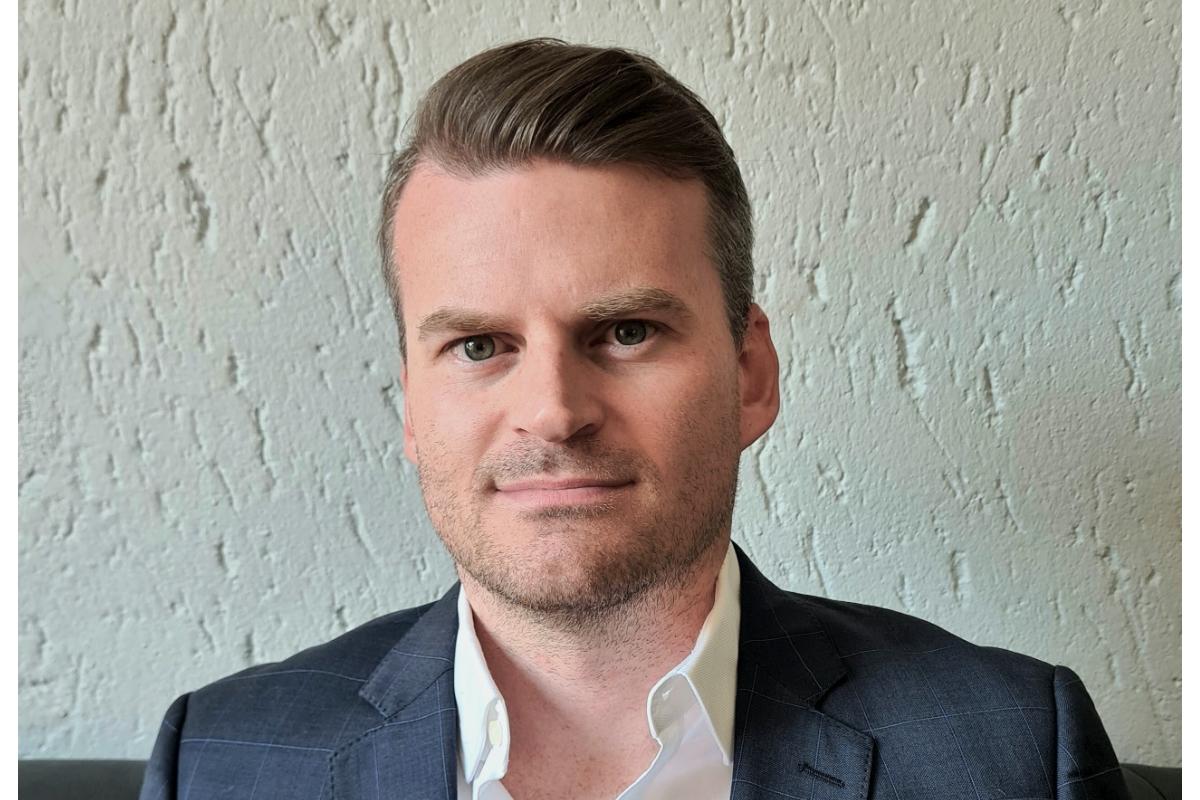 1X2 Network names Gordon Lotter as CTO